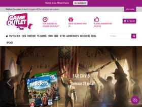 Game Outlet Kortingscode