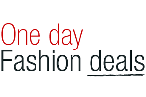 One Day Fashion Deals Kortingscode